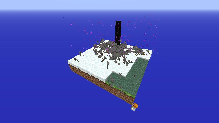 Snow golem turret mod-7