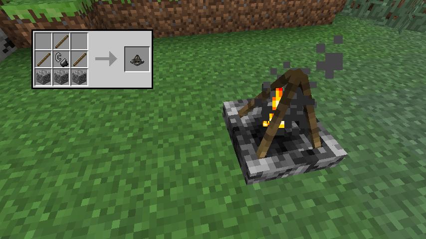 Campfire Mod-5