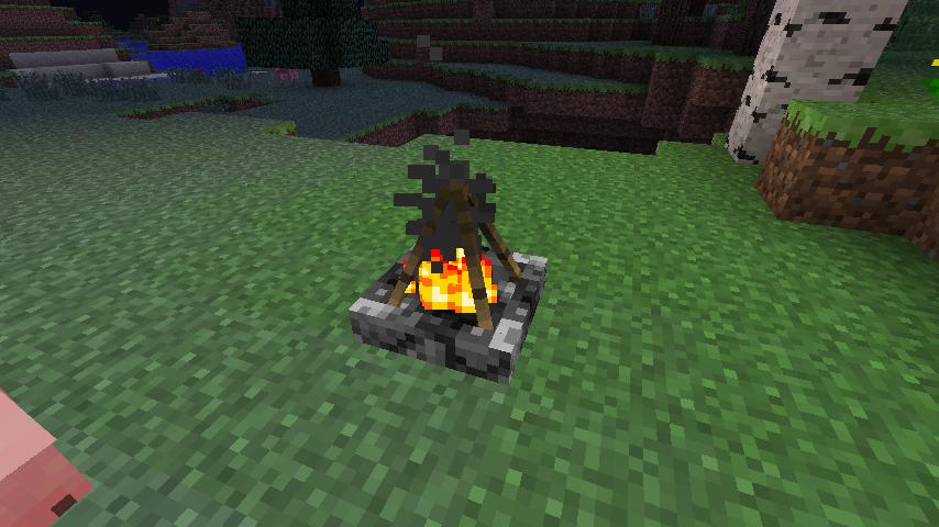 Campfire Mod-6