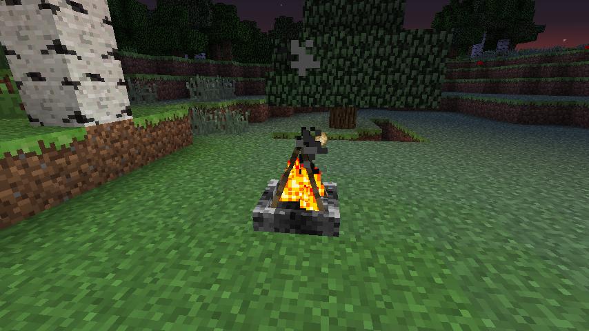 Campfire Mod-11