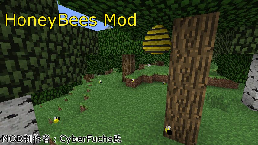 HoneyBees Mod-1