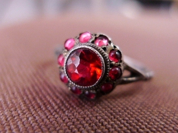 衝動買いの指輪