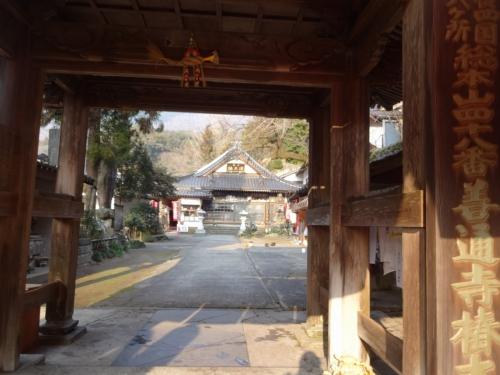 大分県椿堂