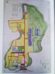 享保十二年(1727年) 伯太藩(はかたはん) 成立 伯太陣屋絵図