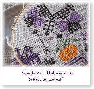 「Quaker d' Halloween2」経過4