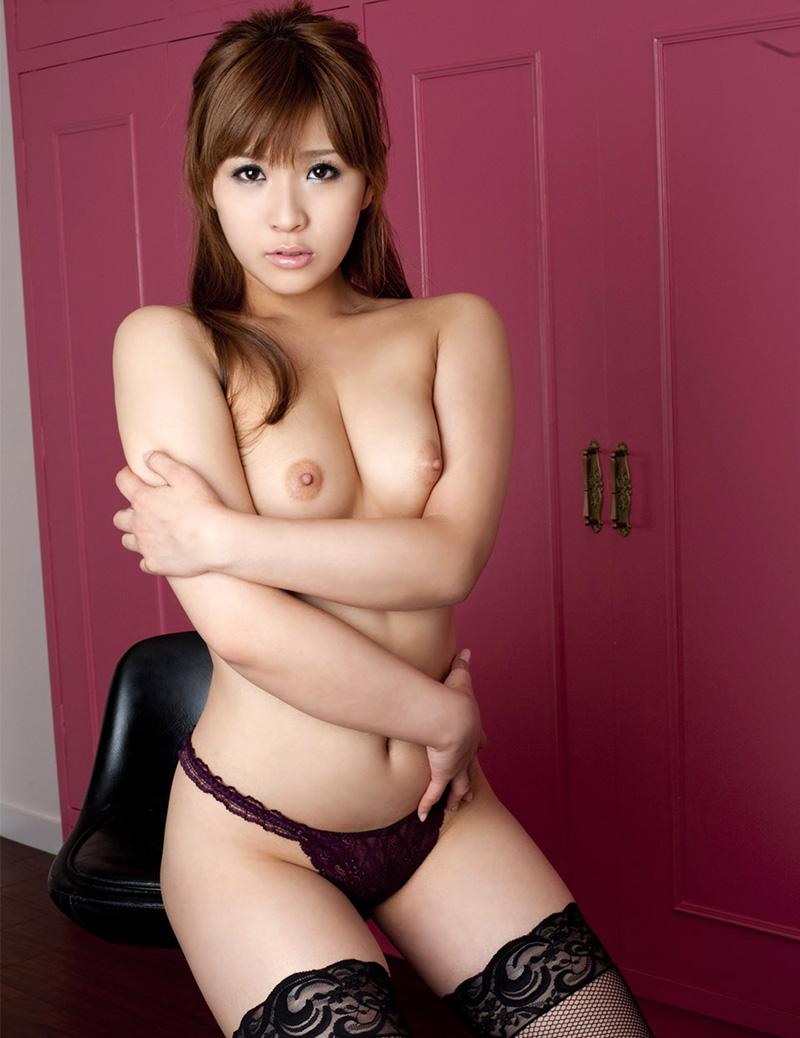 【No.12869】 Nude / 愛内梨花