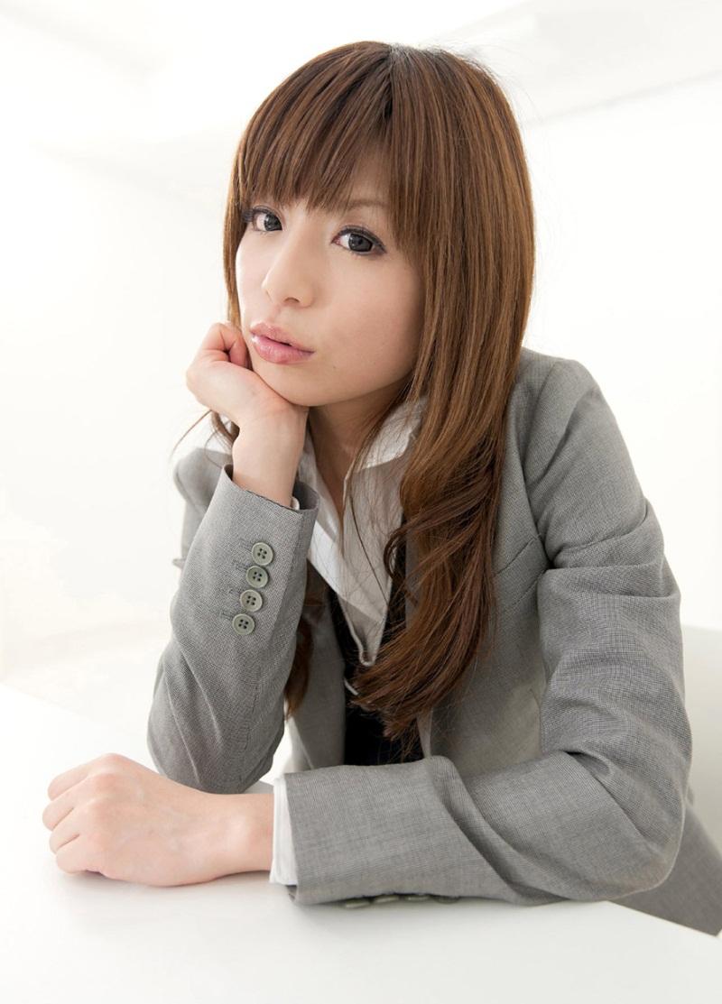 【No.2529】 OL風 / 栗林里莉