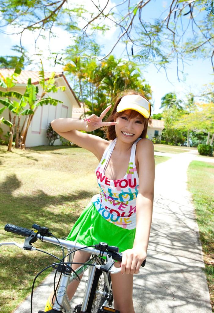 【No.2939】 夏の日 / 明日花キララ