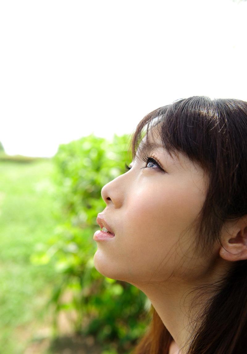 【No.6338】 横顔 / はるか真菜