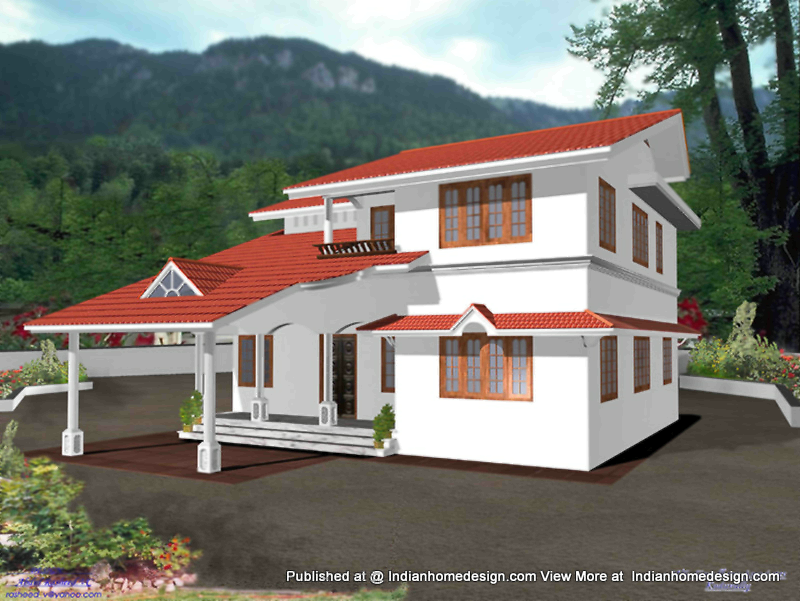 Home exterior design outdoor home design outdoor home for Best exterior home designs in india