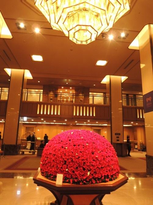 帝国ホテル インペリアルバイキング サールでランチを体験してみる。やっぱり、帝国ホテルスポンジケーキは美味しい。