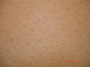 トイレ壁紙(クロス)のアップ