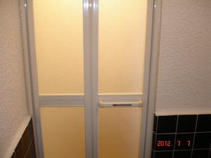 トステム 浴室中折れドアSF型2