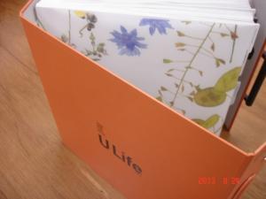 スミノエ カーテン見本帳「ULife vol.7」