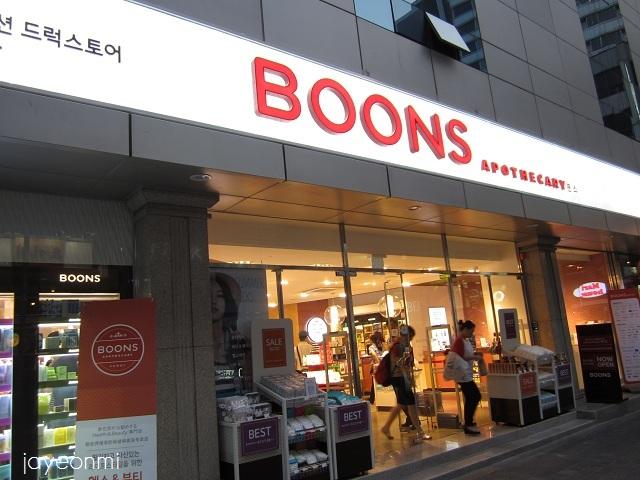 BOONS_明洞