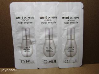 OHUI_White Extreme Cell Shine magic ampoule(1)