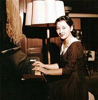 正田美智子さん婚約発表直前の写真