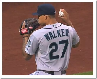 Walker Taijuan MLb debut 2013Aug30