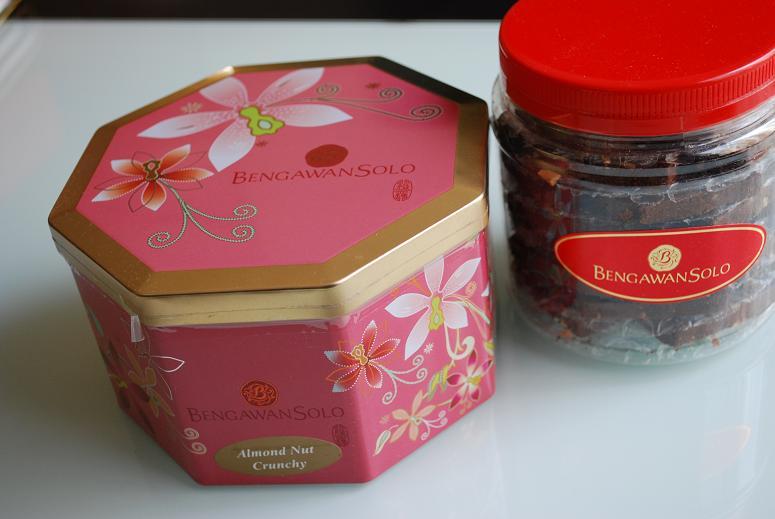 花よりハワイ シンガポールで有名なクッキーBENGAWAN SOLO ...
