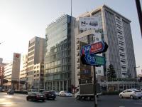 すみす@青山一丁目・20121230・交差点