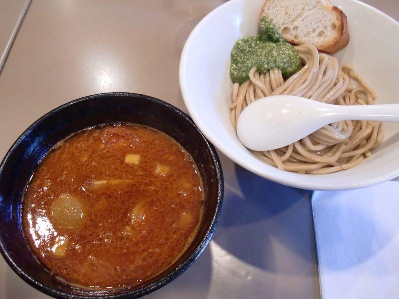 五ノ神製作所@新宿南口・20130223・海老トマト