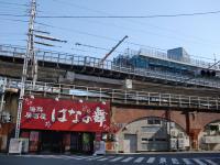 焼鳥五郎@神田・20130225・高架工事
