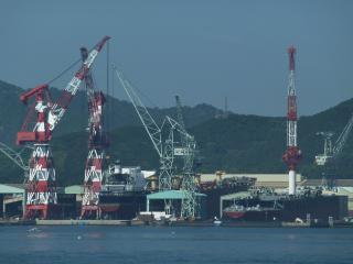 造船所(岡山県玉野市)
