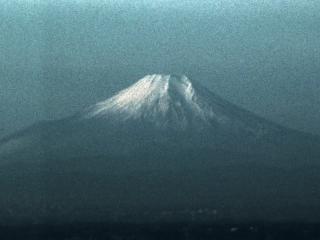 筑波山神社からの富士山 HDR
