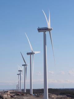 神栖風力発電施設