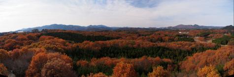 笠間周辺の山々
