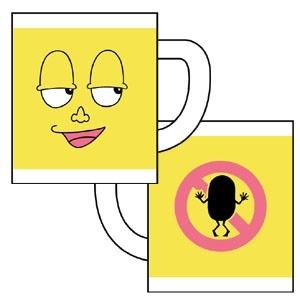 つけものマグカップ