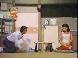 志村けんと桜田淳子