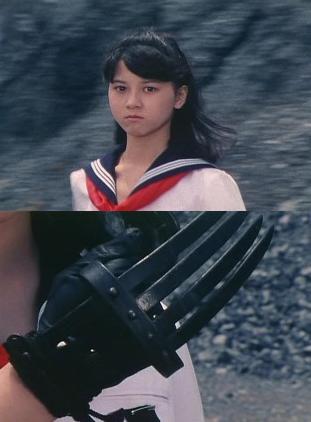 妙子のベアークロー