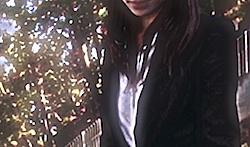 s松本黒服女a0250