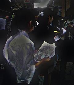 s20新宿駅など