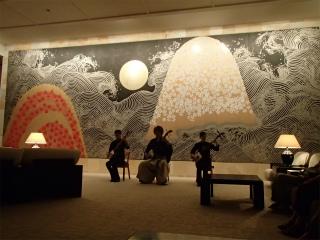 星野リゾート 界 津軽 津軽三味線