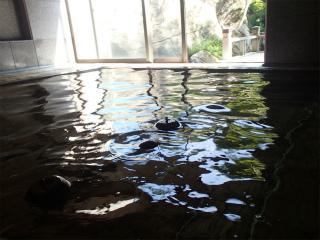 星野リゾート 界 津軽 大浴場