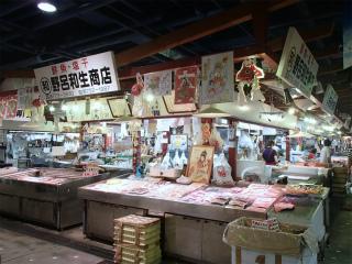 アウガ 市場