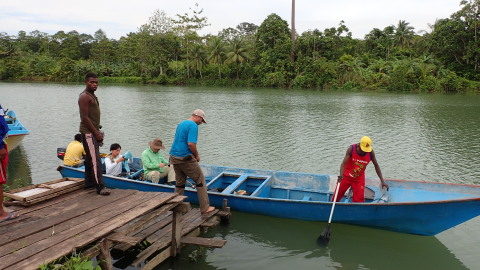 インドネシア、ウエストパプア釣行 その3