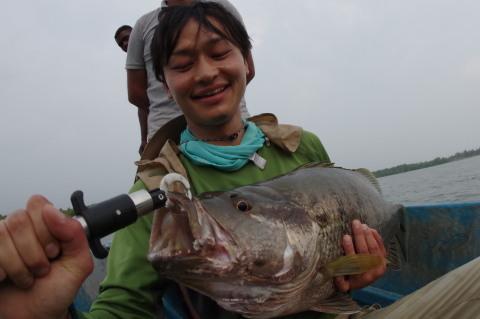 インドネシア、ウエストパプア釣行 その5