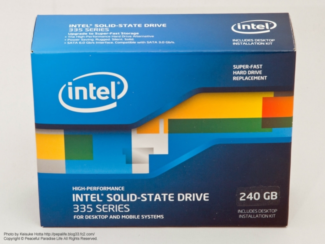 インテル Boxed SSD 335 Series 240GB