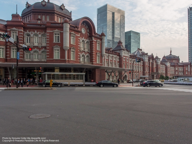 東京駅全景 [A] SS1/60 F11.0 ISO200