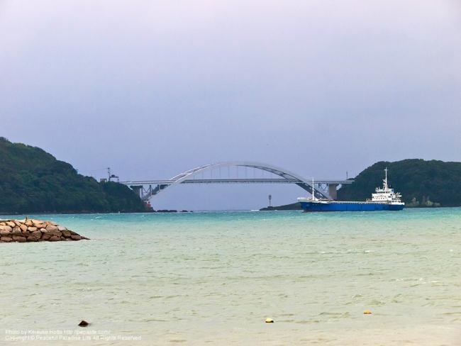 紀伊大島くしもと大橋