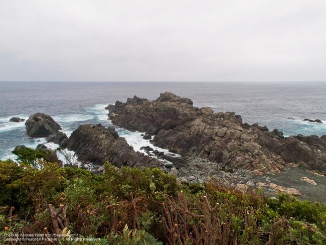 本州最南端・潮岬(しおのみさき)