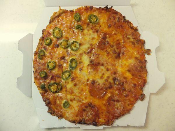実際に買ったドミノピザのオリジナルピザ