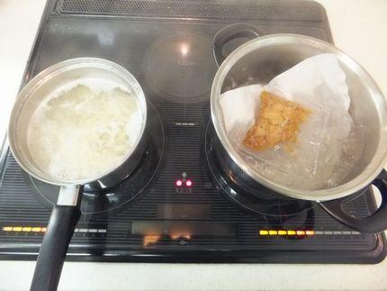 宅麺の食べ方