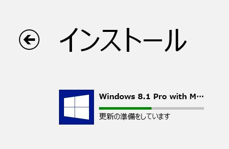 Windows8.1導入