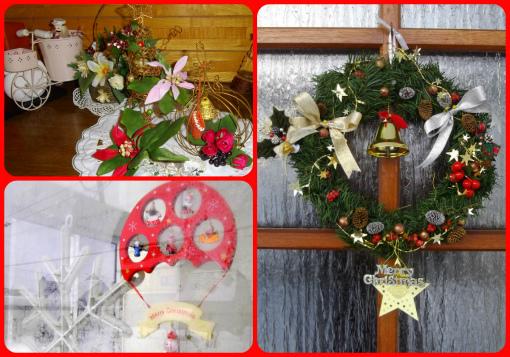s-553-1クリスマス飾りcollage