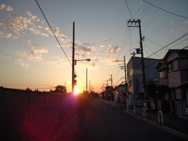 幸せな平日早朝ロング走
