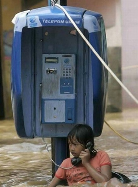 Flooding is not a reason to be upset 36 photos 16